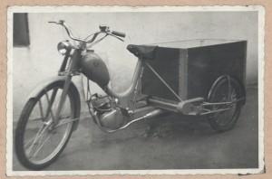 Dreirad vielleicht HMW