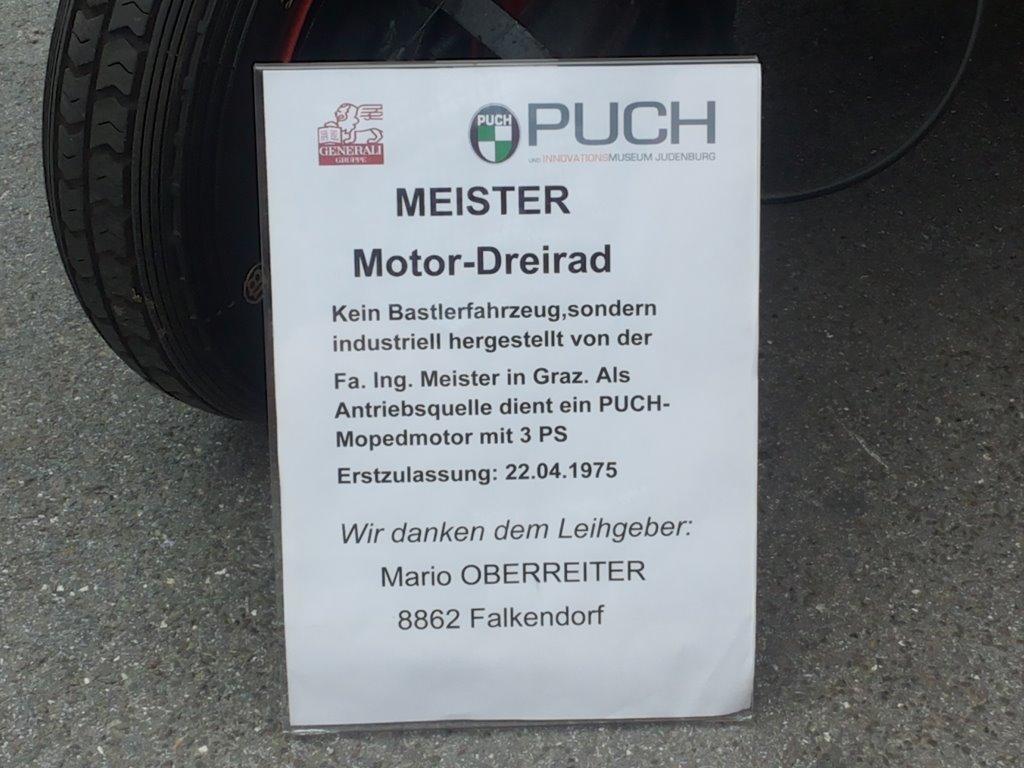 Meister K6 030