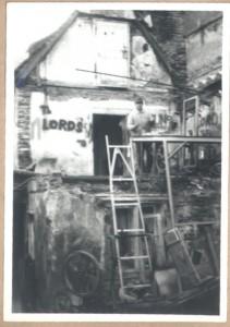 Bauschäden in der Elisabethinergasse
