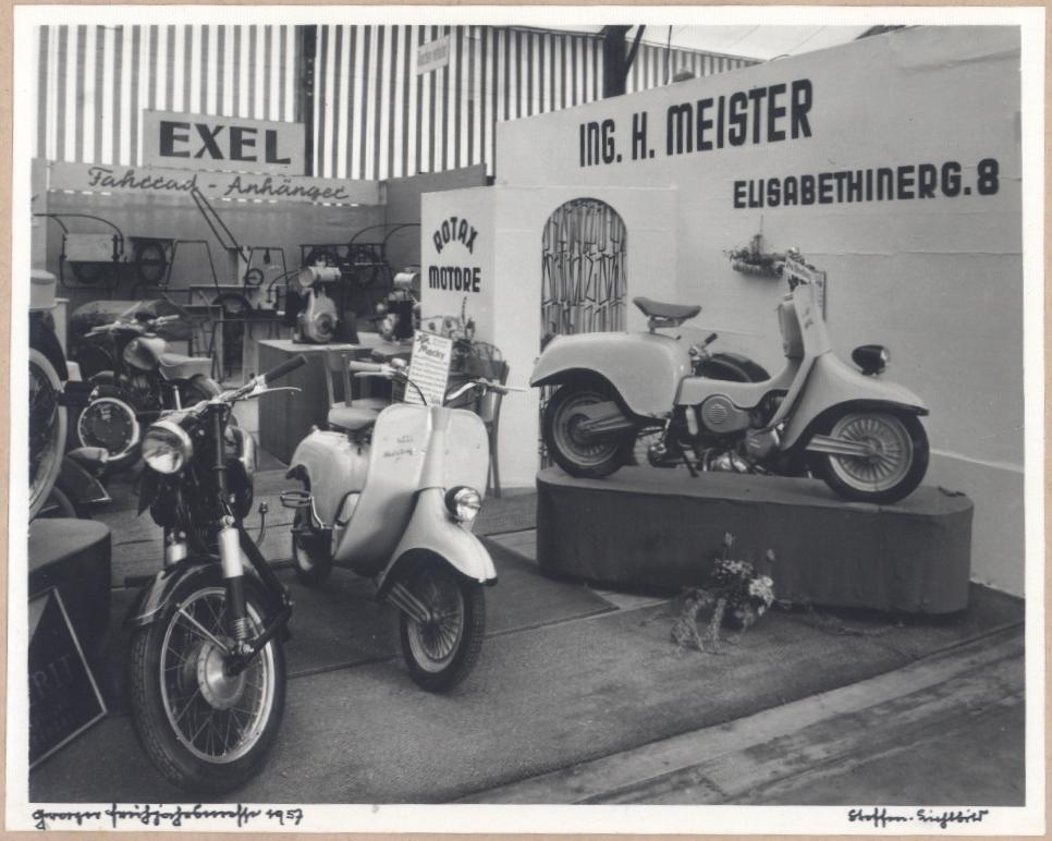 Grazer Frühjahrsmesse 1957 Bild 1